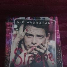 CDs de Música: SIROPE VIVO- ALEJANDRO SANZ, 3 CDS Y DVD. PRECINTADO AUN.. Lote 174319408