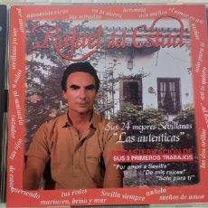 CDs de Música: RAFAEL DEL ESTAD CD DOBLE 24 MEJORES SEVILLANAS. Lote 174329782