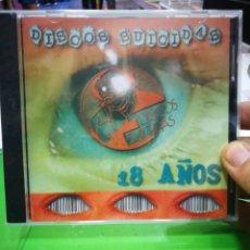 CDs de Música: CD DISCOS SUICIDAS 18 AÑOS RECOPILATORIO 1999 ESKORBUTO,ETC 23 TEMAS PRECINTADO NUEVO. Lote 174332877
