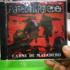 CDs de Música: CD PATADA EN LA PAPADA CARNE DE MATADERO EDITA GRABASONIC PRECINTADO NUEVO. Lote 174333943