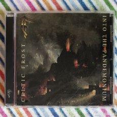 CDs de Música: CELTIC FROST - INTO THE PANDEMONIUM CD NUEVO Y PRECINTADO - AVANTGARDE METAL HEAVY METAL. Lote 174345262
