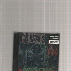 CDs de Música: DANZIG SATANS CHILD. Lote 174363442