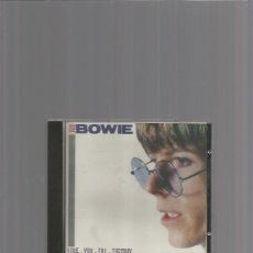 CDs de Música: DAVID BOWIE LOVE YOU TILL. Lote 174364510