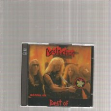 CDs de Música: DESTRUCTION BEST OF. Lote 174366038