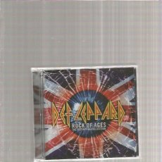 CDs de Música: DEF LEPPARD ROCK OF AGES. Lote 174366499