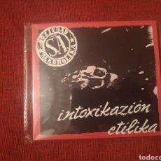 CDs de Música: SOZIEDAD ALKOHOLIKA INTOXICACIÓN ETILIKA CD DIGIPACK. Lote 155114154