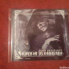 CDs de Música: SOZIEDAD ALKOHOLIKA POLVO EN LOS OJOS CD DIGIPACK. Lote 155115694