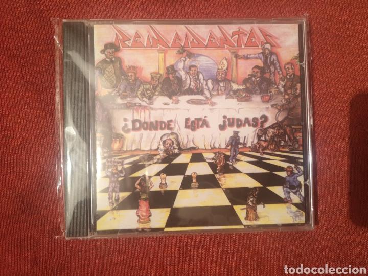 LIQUIDACIÓN REINCIDENTES DÓNDE ESTÁ JUDAS CD NUEVO (Música - CD's Rock)