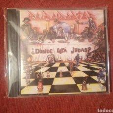 CDs de Música: LIQUIDACIÓN REINCIDENTES DÓNDE ESTÁ JUDAS CD NUEVO. Lote 145436378