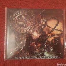 CDs de Música: SOZIEDAD ALKOHOLIKA CADENAS DE ODIO CD DIGIPACK. Lote 174385435