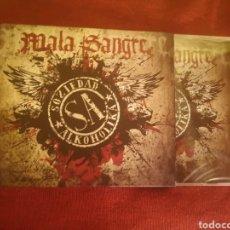 CDs de Música: SOZIEDAD ALKOHOLIKA MALA SANGRE CD PRECINTADO. Lote 174385773