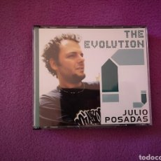 CDs de Música: JULIO POSADAS THE EVOLUTION 4CD NUEVO, PONT AERI, PASTIS & BUENRI, DJ SKUDERO, ATB, SISTEMA 3, X QUE. Lote 104004911