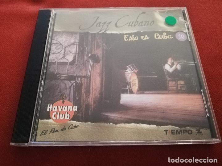 JAZZ CUBANO. ESTO ES CUBA (CD) (Música - CD's Jazz, Blues, Soul y Gospel)