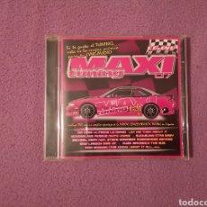 CDs de Música: LIQUIDACIÓN TOTAL MAXI TUNING 07 RECOPILATORIO DANCE CD + DVD. Lote 45036536