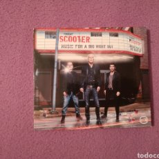 CDs de Música: CD SCOOTER MUSIC FOR A BIG NIGHT OUT, H.P.BAXXTER. Lote 72817467