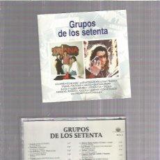 CDs de Música: GRUPOS DE LOS SETENTA 1993. Lote 174406967