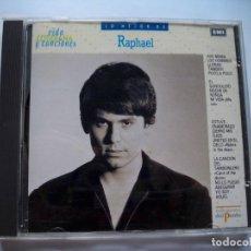 CDs de Música: LO MEJOR DE RAPHAEL. Lote 174409490