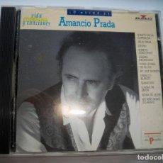 CDs de Música: LO MEJOR DE AMANCIO PRADA. Lote 174409594