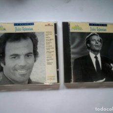 CDs de Música: LO MEJOR DE JULIO IGLESIAS. Lote 174410080