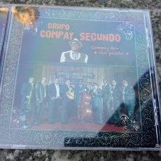 CDs de Música: GRUPO COMPAY SEGUNDO–COMPAY SON CON PASIÓN . CD BUEN ESTADO.. Lote 174411652