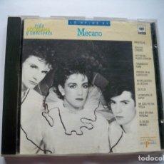 CDs de Música: LO MEJOR DE MECANO. Lote 174413340