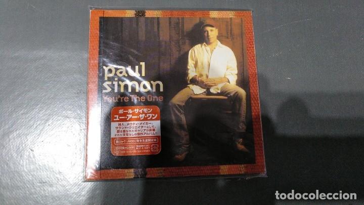 PAUL SIMON - YOU´RE THE ONE - JAPAN CD - COMO NUEVO!!! (Música - CD's Rock)