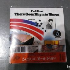 CDs de Música: PAUL SIMON - THERE GOES RHYMIN´SIMON - JAPAN CD. Lote 174417570