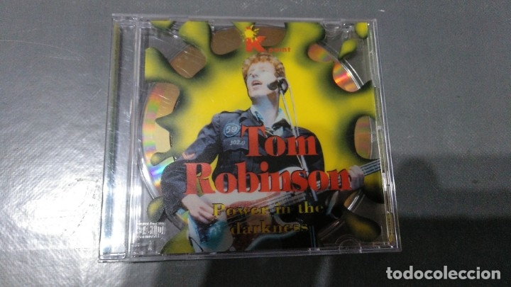 TOM ROBINSON - POWER IN THE DARKNESS - CD (Música - CD's Rock)