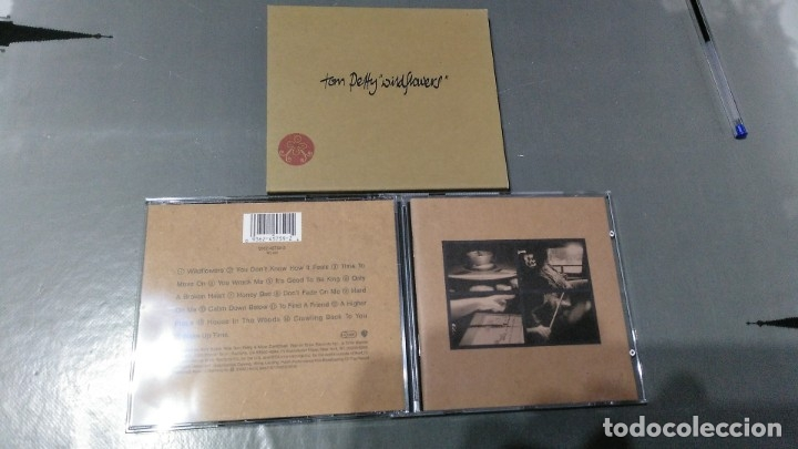 TOM PETTY - WILDFLOWERS - CD (Música - CD's Rock)