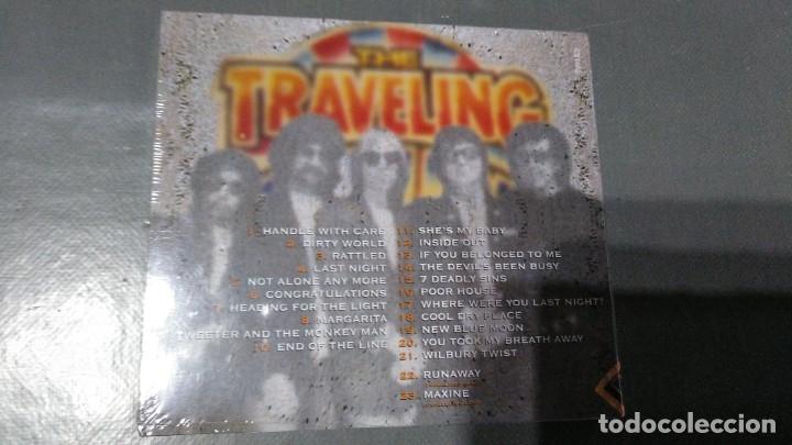 CDs de Música: TRAVELING WILDBURYS - VOLUME 1 & 3 + 2 BONUS TRACKS - CD - PRECINTADO - Foto 2 - 174418877