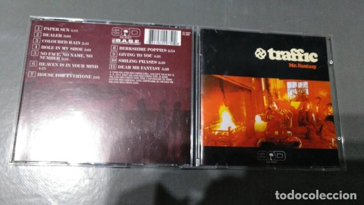 TRAFFIC - MR FANTASY - CD (Música - CD's Rock)