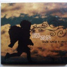 CDs de Música: PEPE VAAMONDE GRUPO. ONDE NACE O VENTO. CD FALCATRUADA FAL-121. ESPAÑA 2005. FOLK. GALICIA.. Lote 174446905