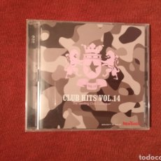 CDs de Música: LIQUIDACIÓN TOTAL CLUB HITS VOL.14 DANCE COLLECTION, SCOOTER, THE OUTHERE BROTHER. Lote 46937851