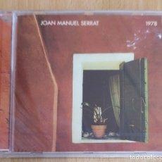 CDs de Música: JOAN MANUEL SERRAT (1978) CD 2000 * PRECINTADO . Lote 174458435
