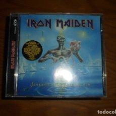 CDs de Música: IRON MAIDEN. SEVENTH SON OF A SEVENTH SON. EMI, 1998. EDC. HOLLAND. CD. IMPECABLE. Lote 174460407