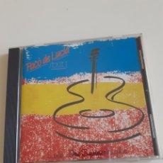 CDs de Música: PACO DE LUCÍA LIVE ONE SUMMER NIGHT. Lote 174488920