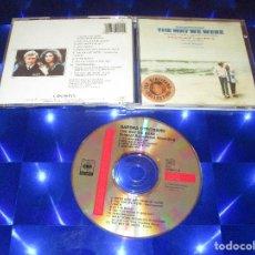 CDs de Música: BARBRA STREISAND ( THE WAY WE WERE - ORIGINAL SOUNDTRACK RECORDING ) - CD - 474911 2 - CBS/SONY. Lote 174495552