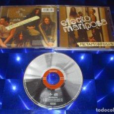 CDs de Música: EFECTO MARIPOSA ( METAMORFOSIS ) - CD - 0044003837027 - UNIVERSAL - SALVAME - CALLES QUE TE VEN .... Lote 174496145