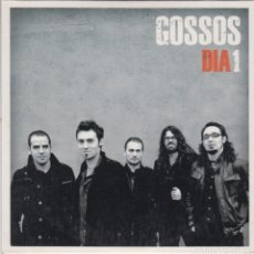 CDs de Música: GOSSOS CD SINGLE DIA 1 2010. Lote 174496959