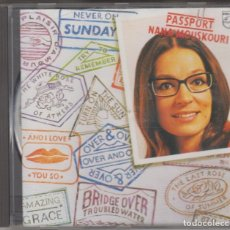 CDs de Música: NANA MOUSKOURI CD PASSPORT . Lote 174497063