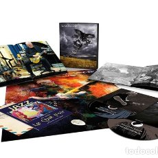CDs de Música: DAVID GILMOUR / PINK FLOYD * BOX SET DELUXE* RATTLE THAT LOCK *CD+BLU-RAY+2BOOK+POSTER+PUA SELLADO. Lote 174536932