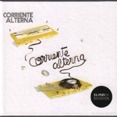 CDs de Música: CORRIENTE ALTERNA CD EL PAIS 2014 / DELUXE, LOS PLANETAS ,DOVER IVAN FERREIRO ..RF-2714 , IMPECABLE . Lote 174537300