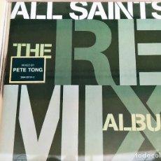 CDs de Música: CD ALL SAINTS - THE REMIX ALBUM, 1998 , BUEN ESTADO (VG+_VG+). Lote 174544419