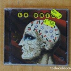 CDs de Música: LA UNION - FLUYE - CD. Lote 174545018