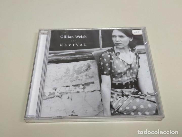 JJ8- GILLIAN WELCH REVIVAL 1996 UK CD NUEVO PRECINTADO PRECIO LIQUIDACIÓN!! (Música - CD's Otros Estilos)