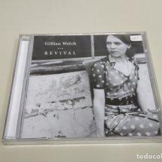 CDs de Música: JJ8- GILLIAN WELCH REVIVAL 1996 UK CD NUEVO PRECINTADO PRECIO LIQUIDACIÓN!!. Lote 174557552
