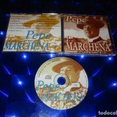 CDs de Música: PEPE MARCHENA ( SUS MEJORES CANCIONES ) - CD - DE LOS MONTES DE TOLEDO - MELON SABROSO .... Lote 174576482