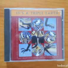 CDs de Música: CD IT'S A TRIPLE EARTH (T6). Lote 174577500