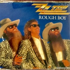 CDs de Música: ZZ TOP. ROUGH BOY. 4 TRACKS. CD.. Lote 174838172