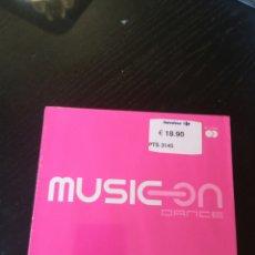 CDs de Música: MUSIC-ON DANCE. Lote 174840634